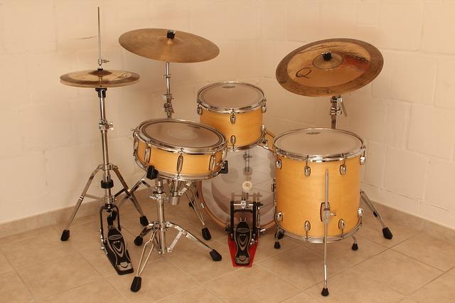 bicí souprava