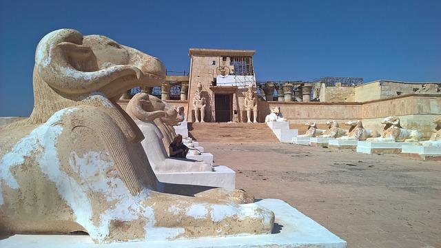 palác kleopatry