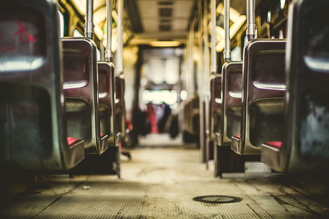 ulička autobusu